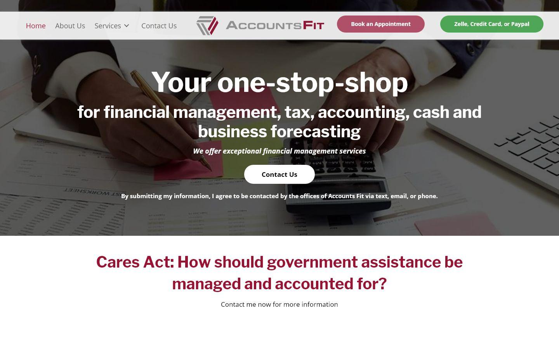 Accounts Fit