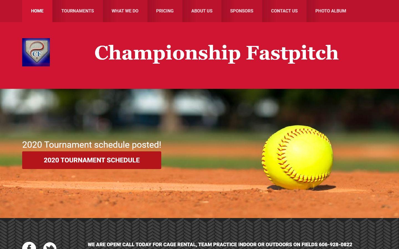 Championship FastPitch