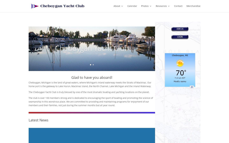 Cheboygan Yacht Club