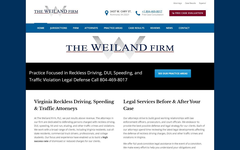 Weiland Upton