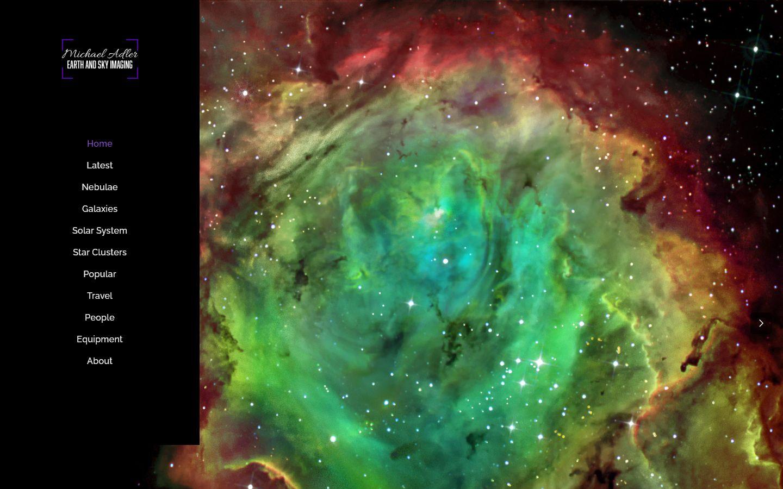 Michael Adler Earth and Sky