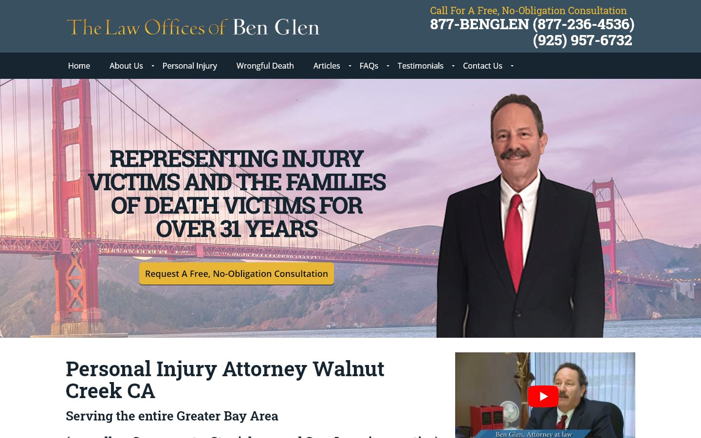 Law Offices of Ben Glen PC
