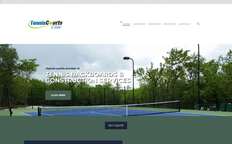 Tennis Courts Elite