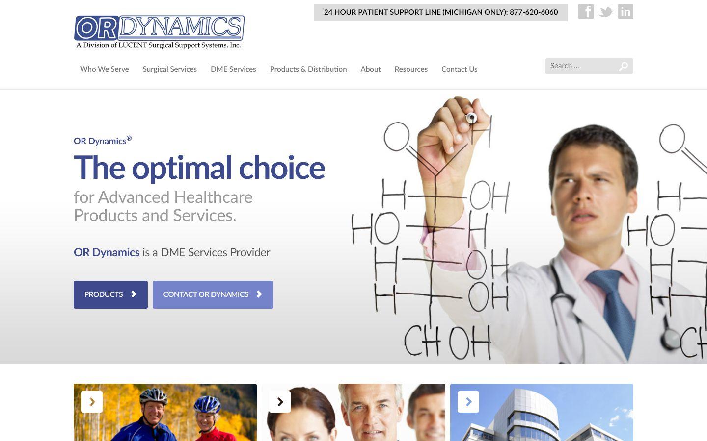 Ordynamics