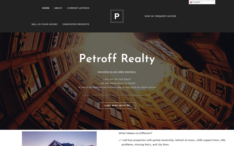Petroff Realty