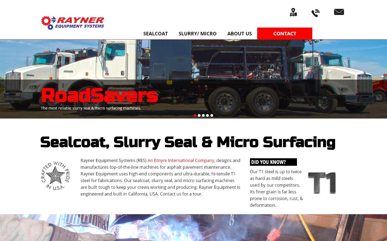Rayner Equipment Systems