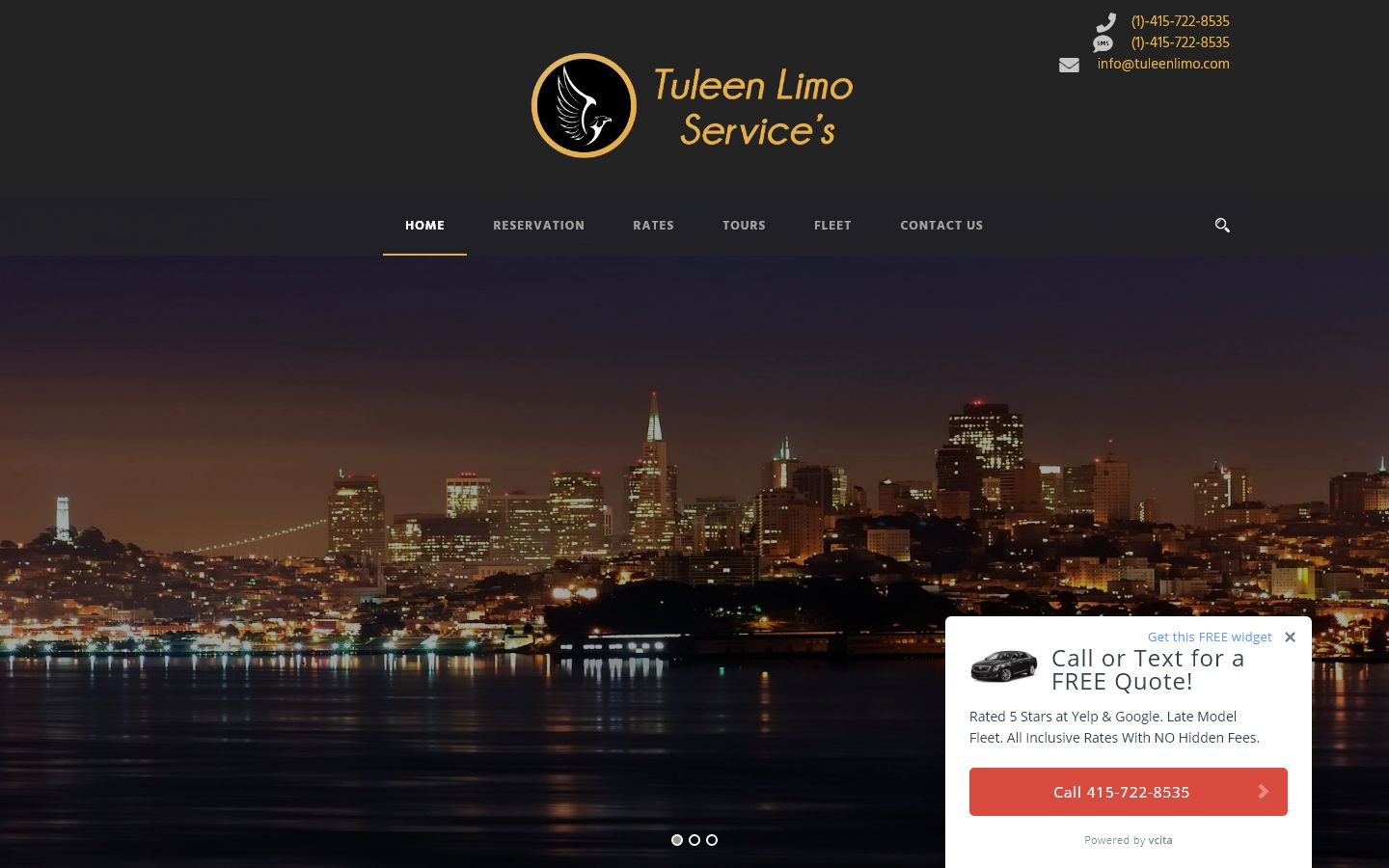Tuleen Limo Services