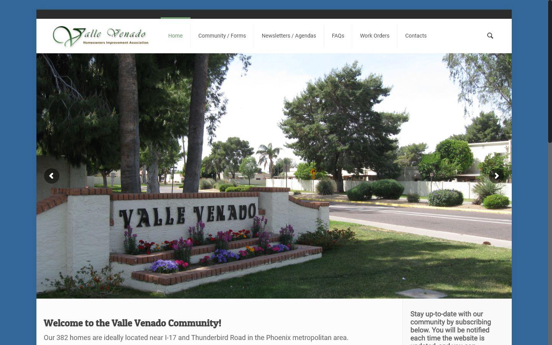 Valle Venado Homeowner's Association